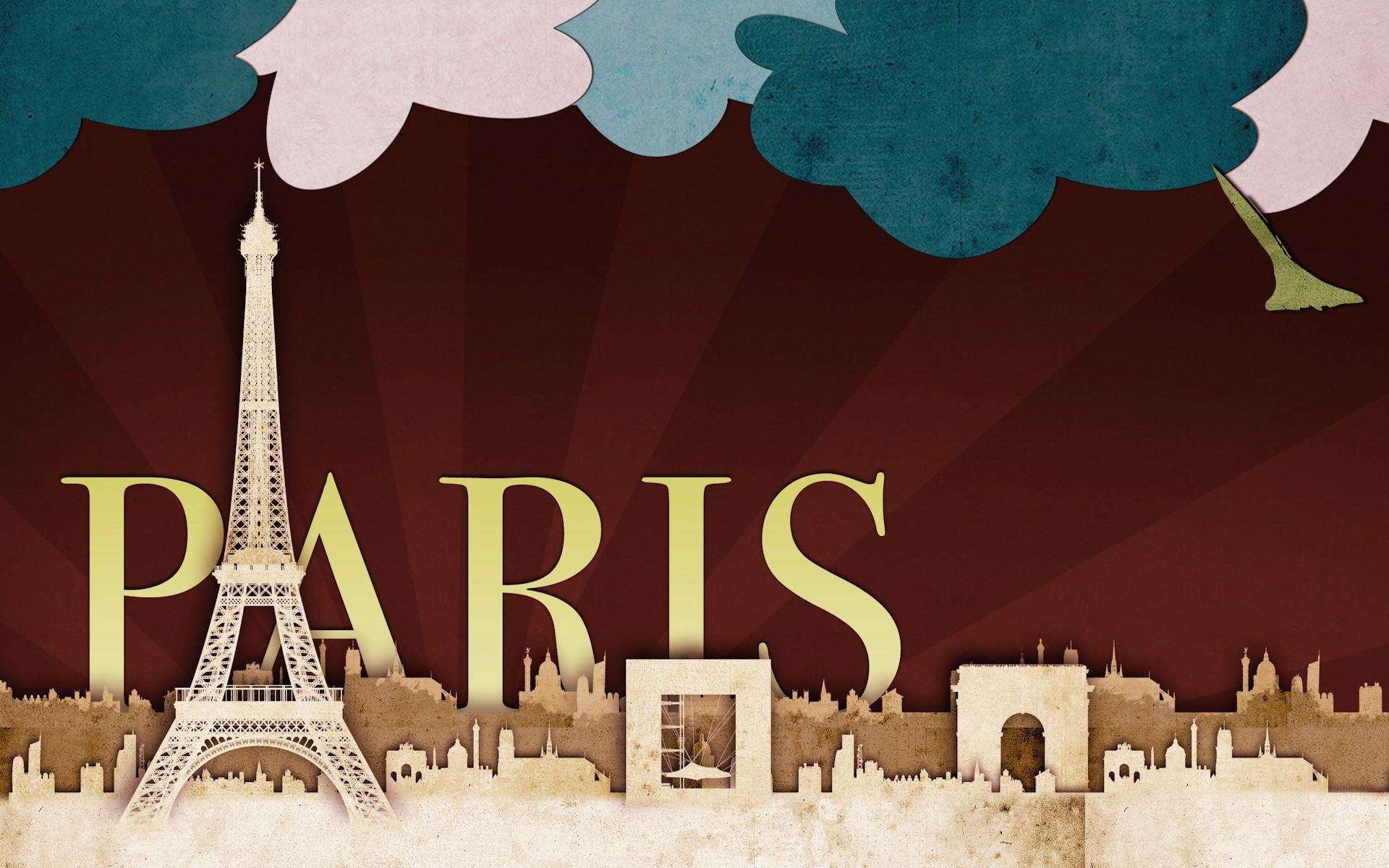 Recuerdo de Paris - 1920x1200