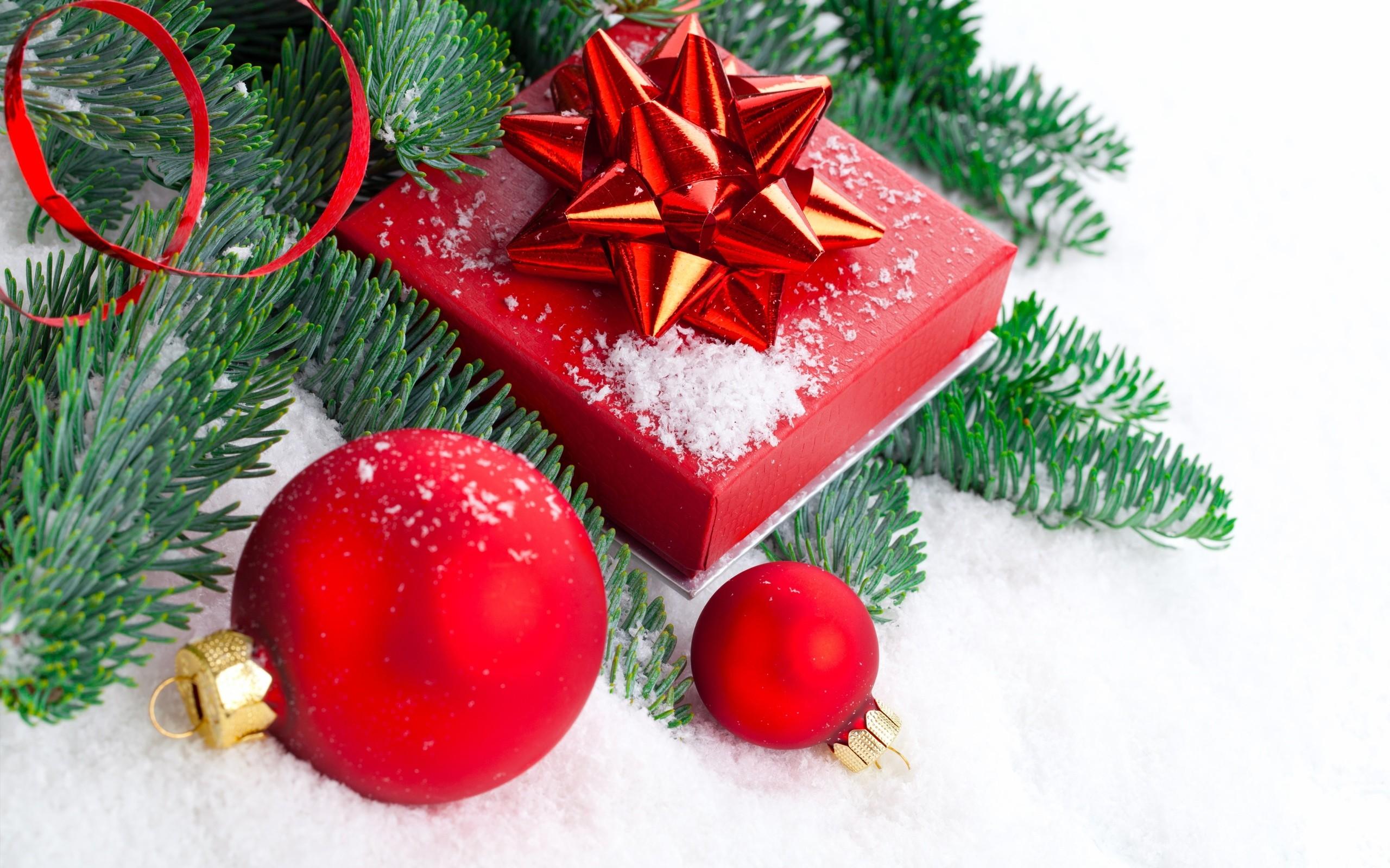 Regalos y navidad - 2560x1600