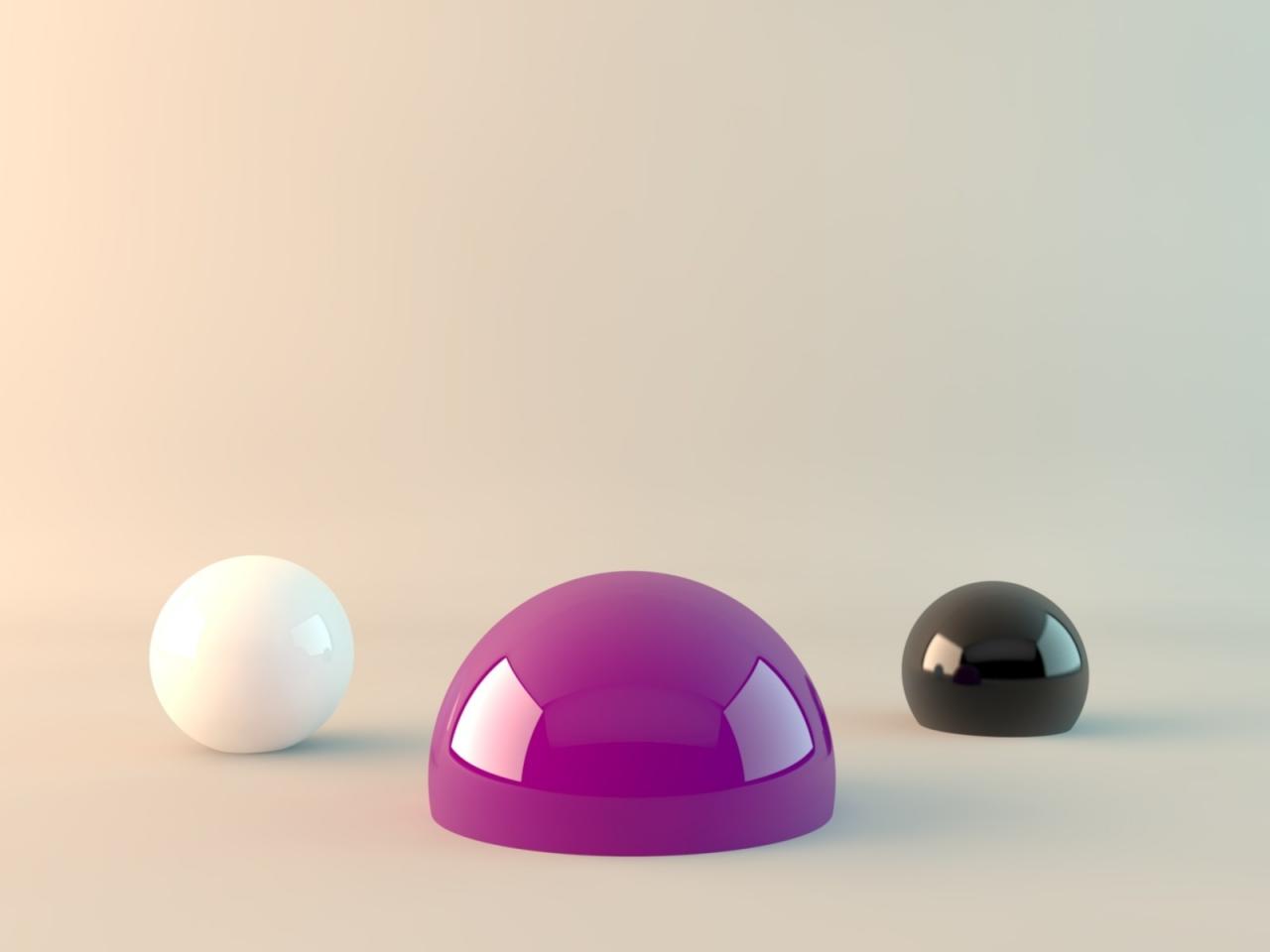 Abstracto objetos - 1280x960