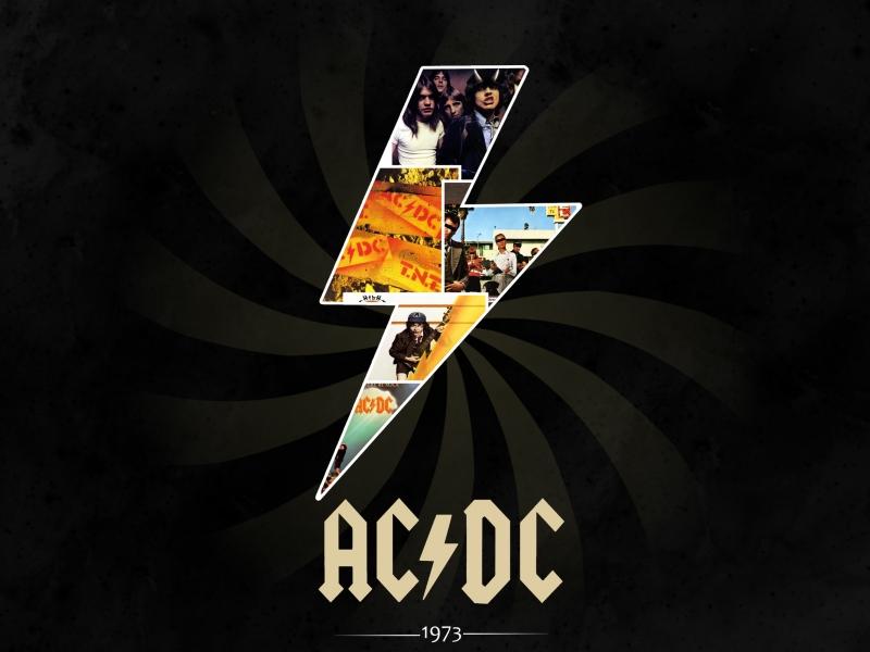 AC / DC Rock - 800x600