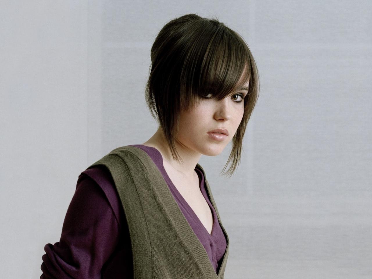 Actriz Ellen Page - 1280x960