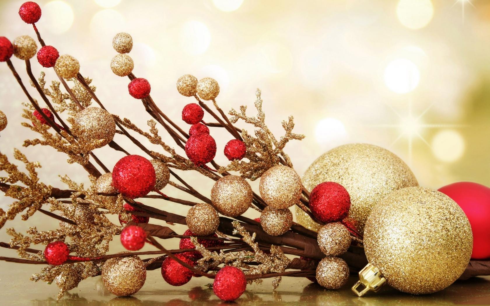 Adornos de navidad para oficina - 1680x1050