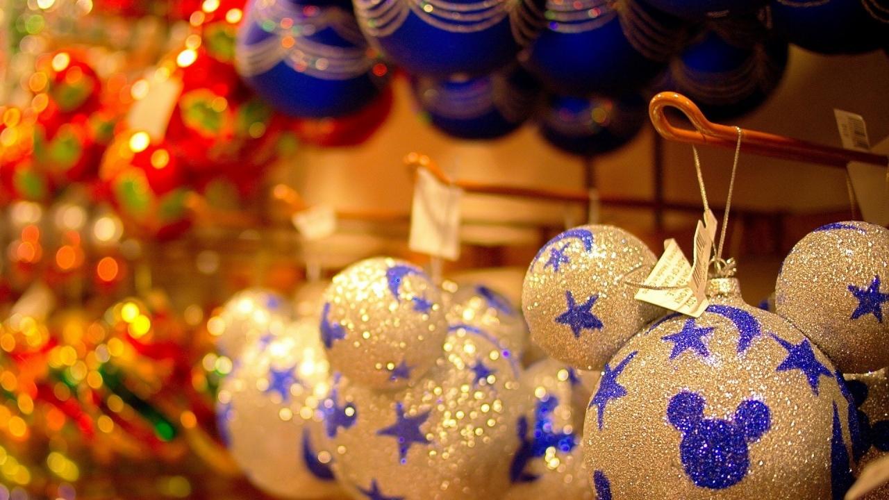 Adornos de navidad - 1280x720