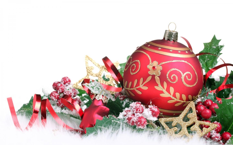 Adornos para árbol de Navidad - 1440x900