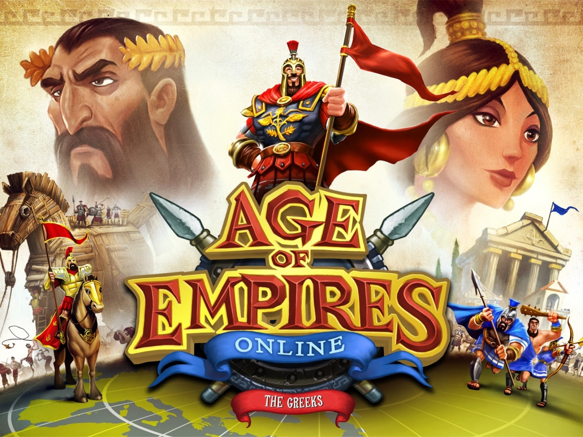 Age Of Empires online - 1152x864