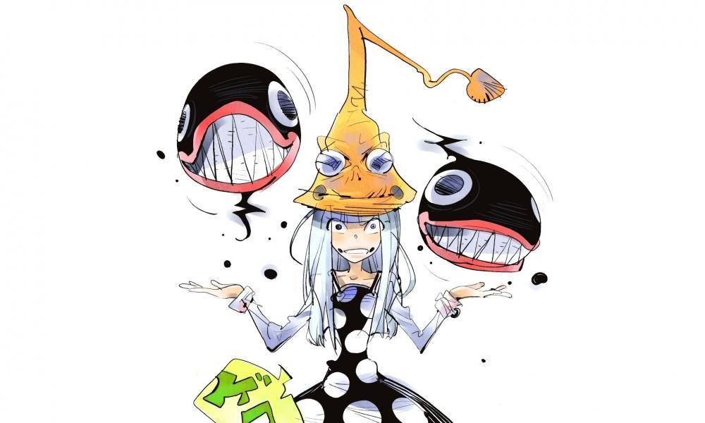 Anime por halloween - 1000x600