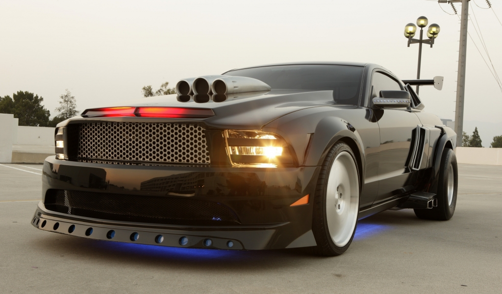 Autos tuneados - 1024x600