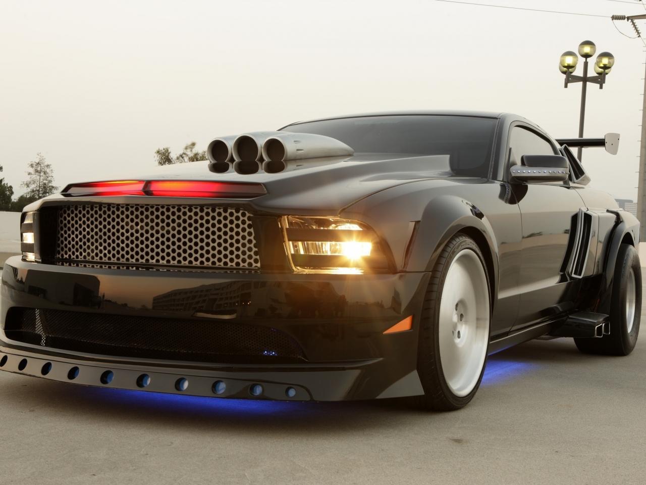 Autos tuneados - 1280x960