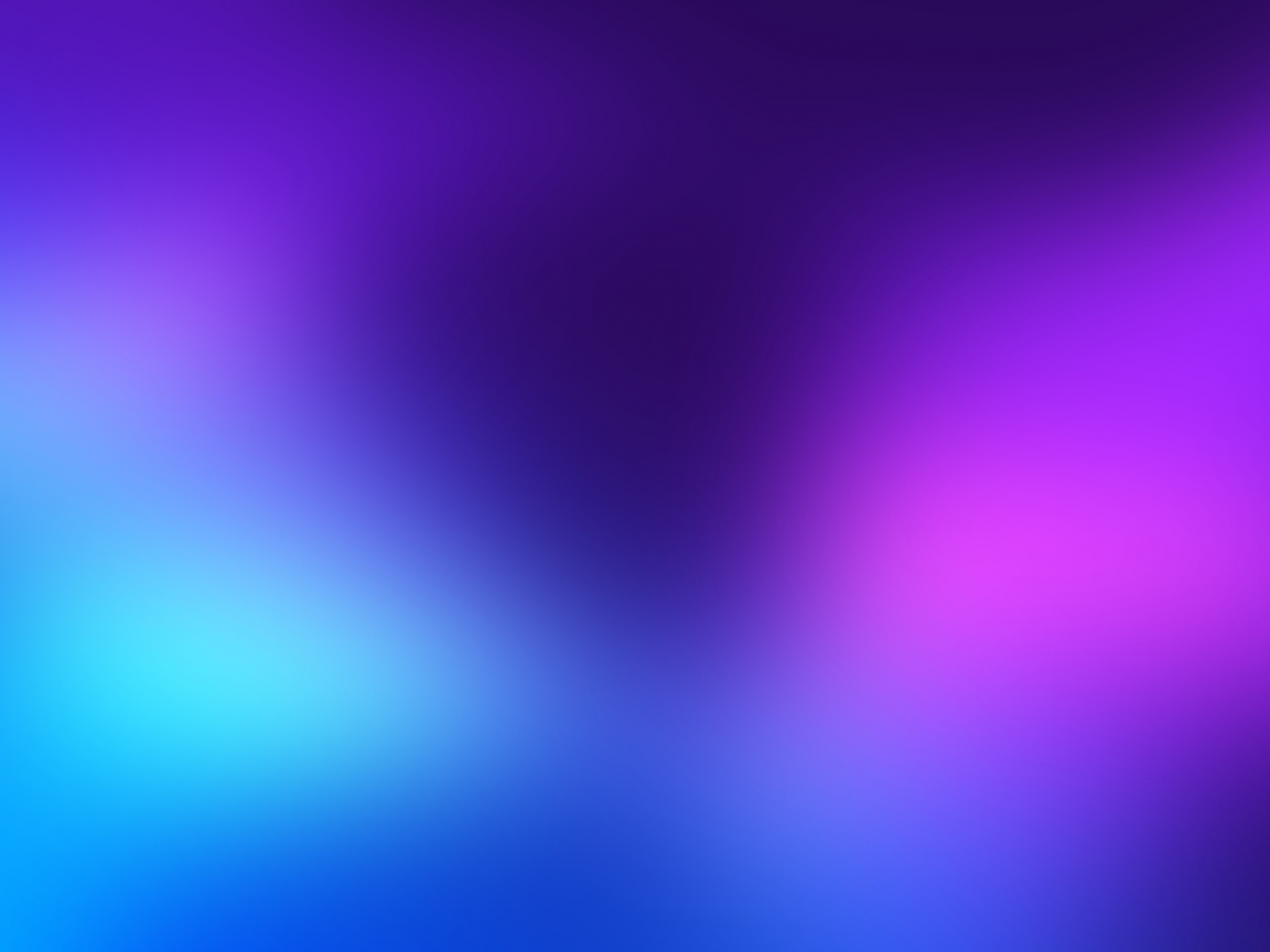 Azul abstracto - 1152x864
