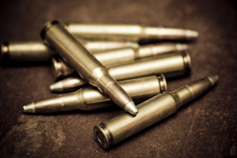 Balas de rifle - 480x320