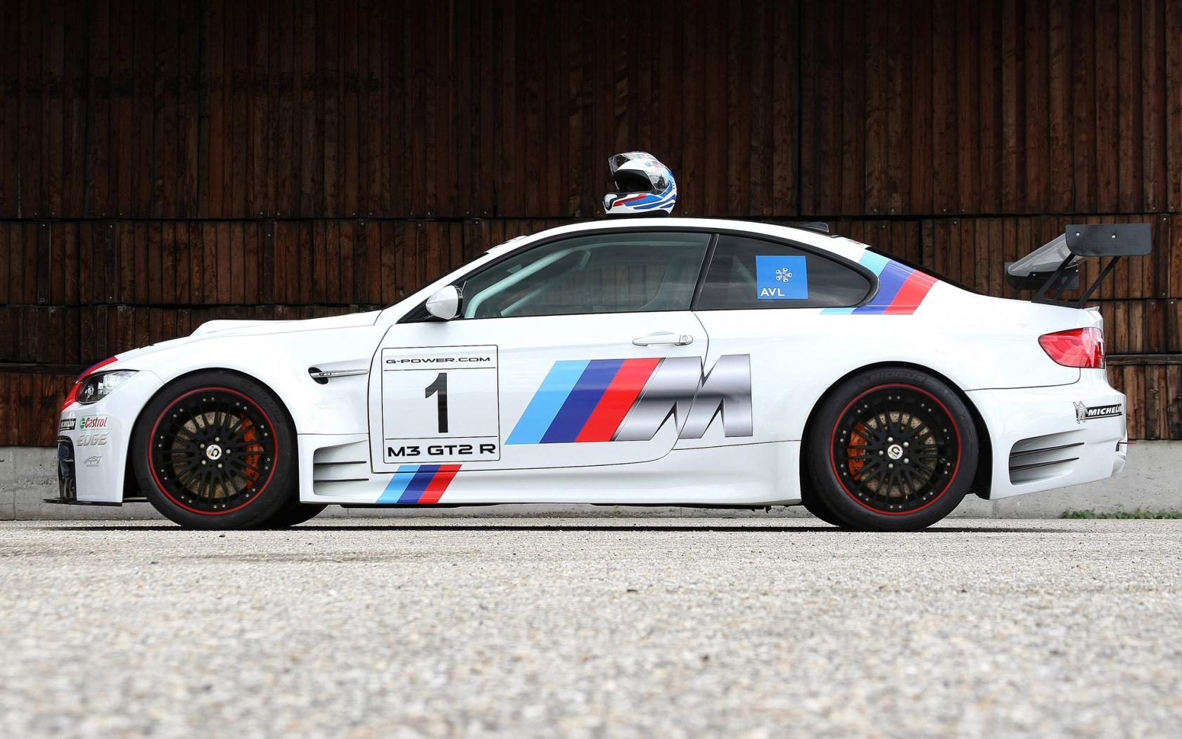 BMW M3 GT2-R E92 - 1680x1050