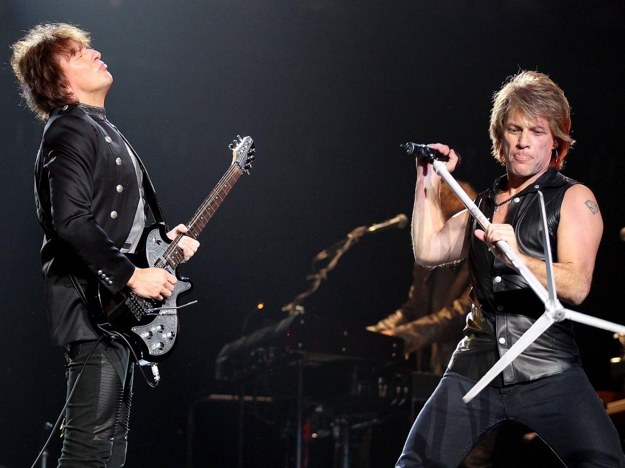 Bon Jovi en concierto - 1280x960