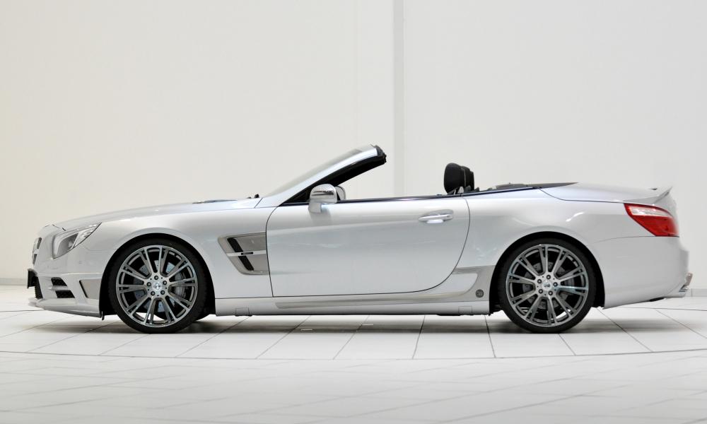 Brabus Mercedes SL-Class - 1000x600