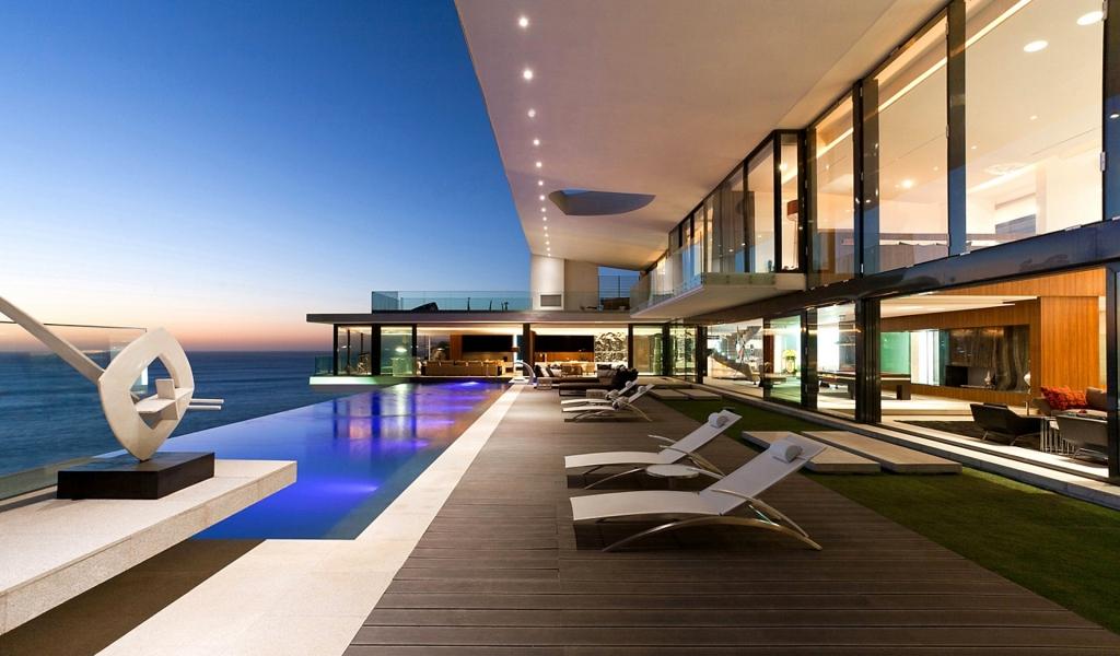 Casa con vista al mar - 1024x600