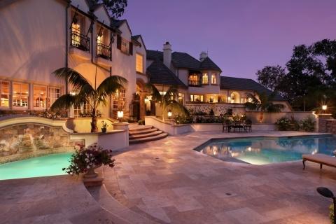 Casas con piscinas - 480x320