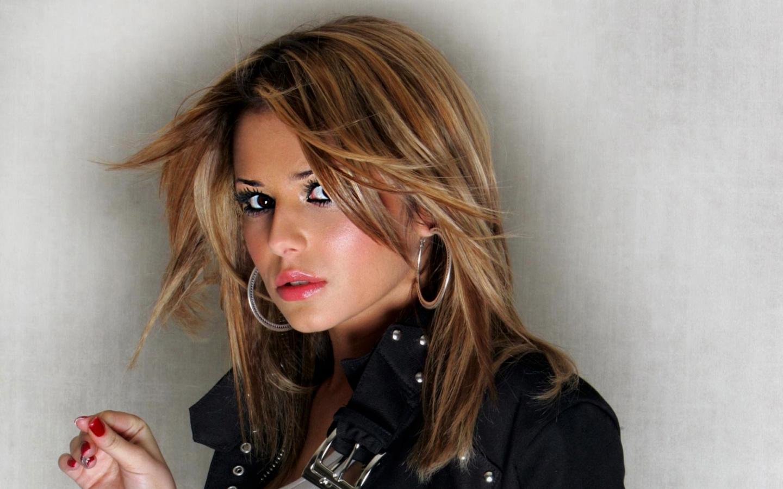 Cheryl Cole rostro - 1440x900