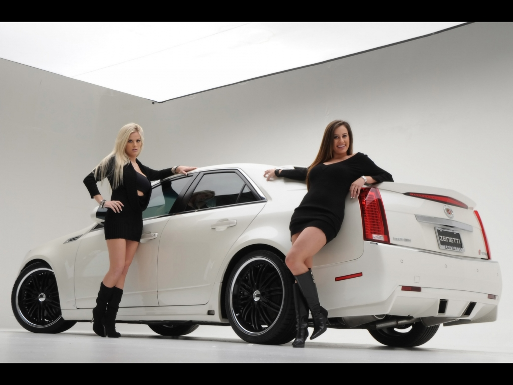 Chicas y Cadillac - 1024x768