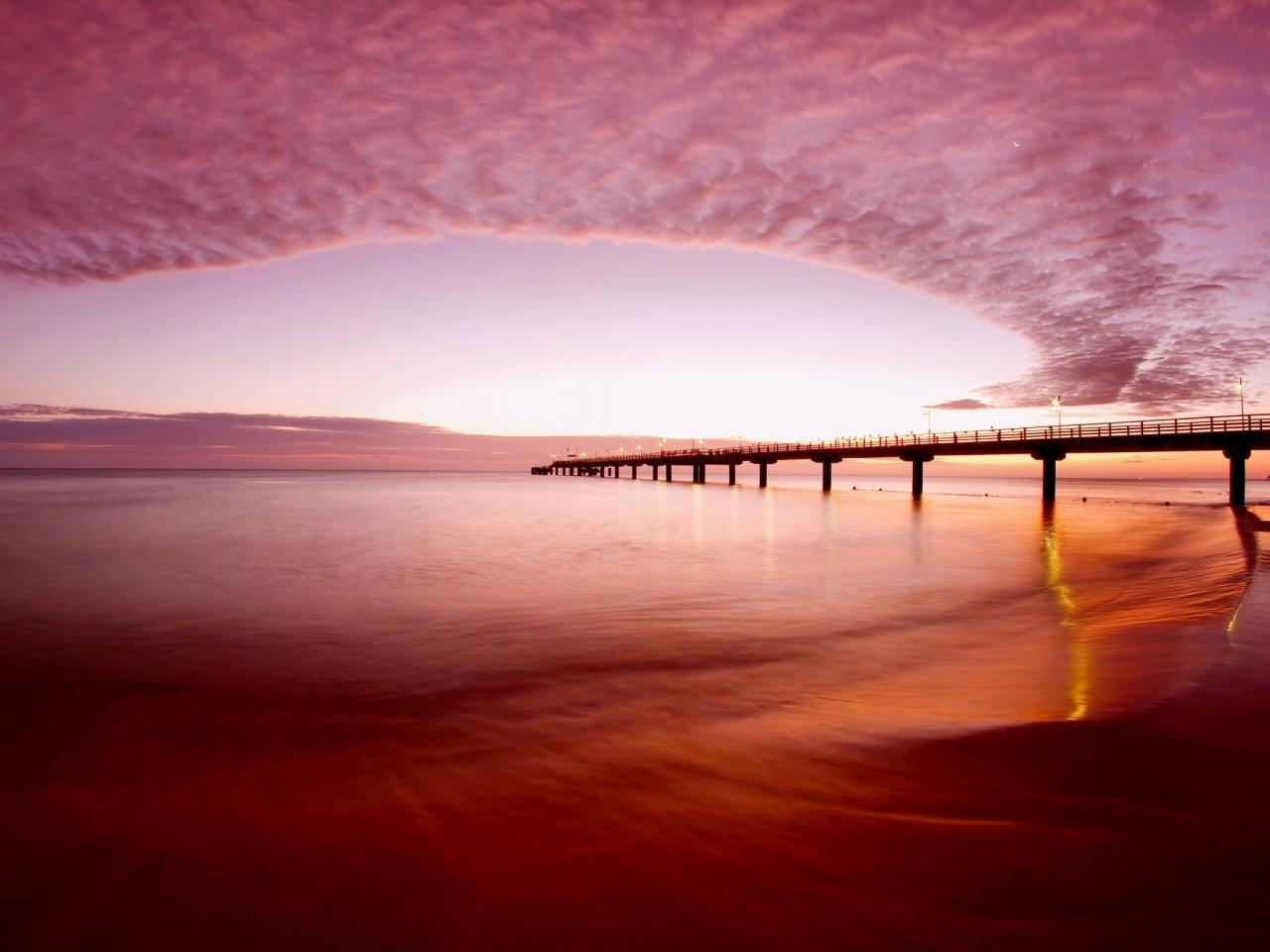 Cielo rosado - 1280x960