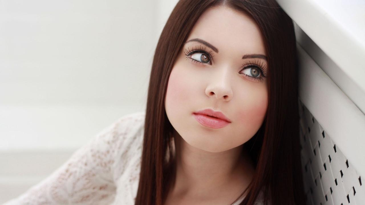 Como maquillarse el rostro - 1280x720
