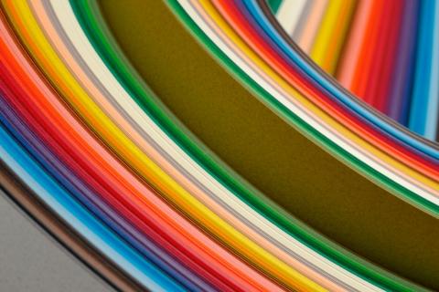 Curvas coloridas Windows 8 - 480x320