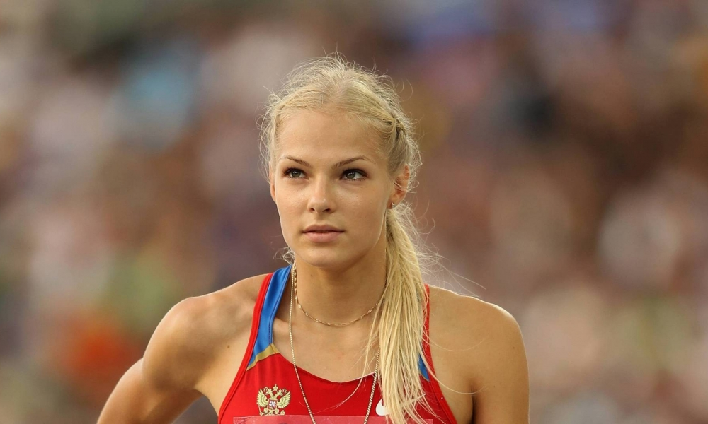 Darya Klishina - 1000x600
