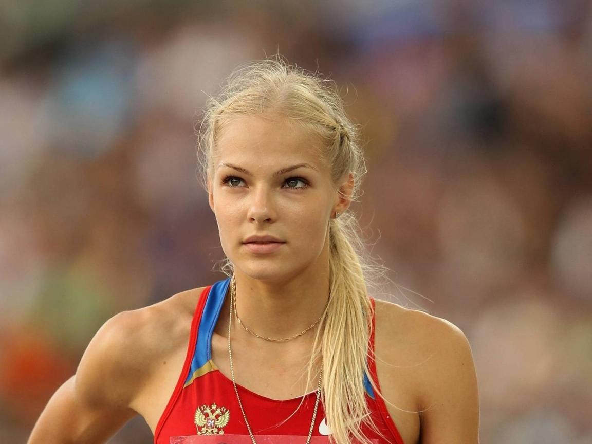 Darya Klishina - 1152x864
