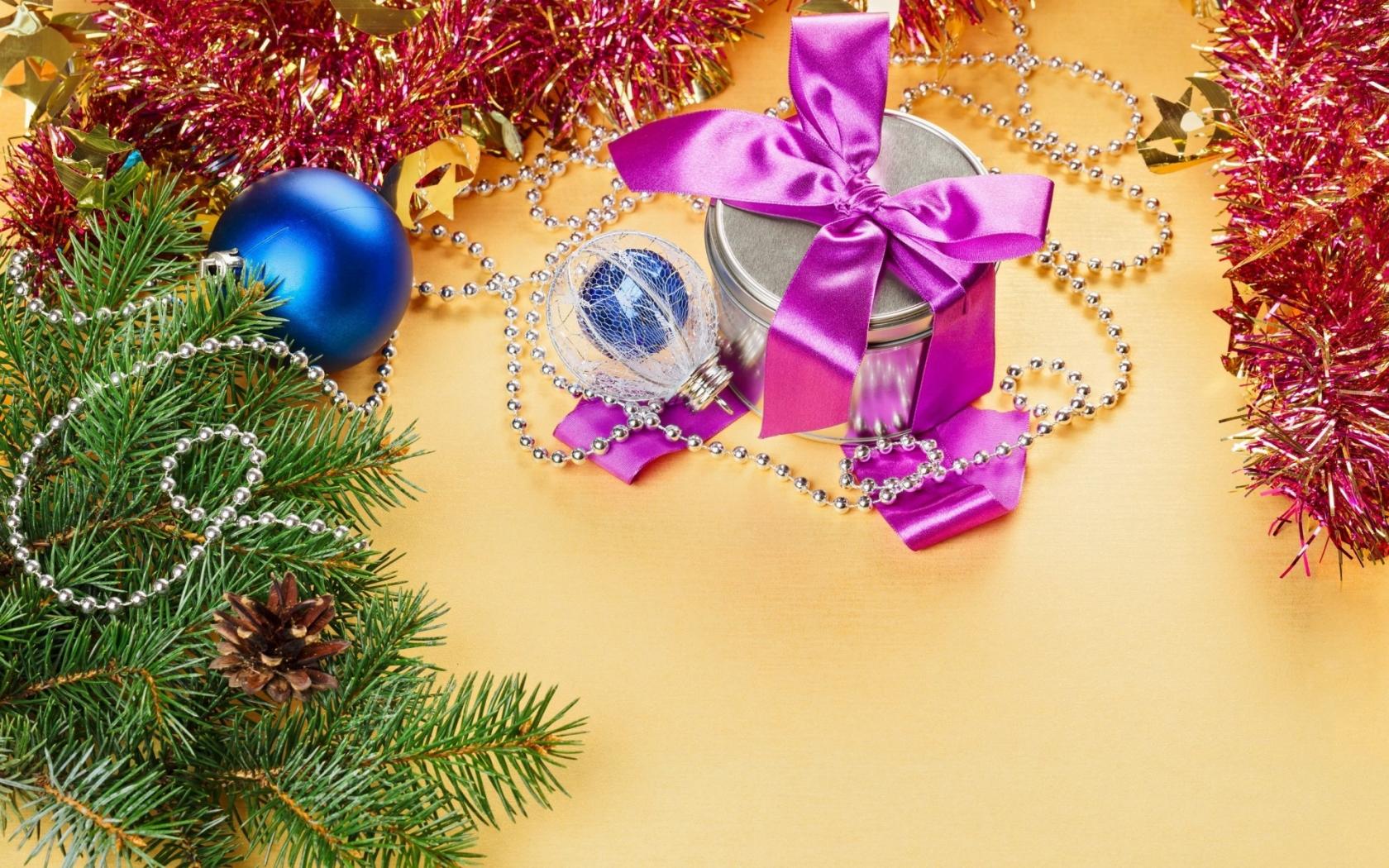 Decoración para árbol de navidad - 1680x1050