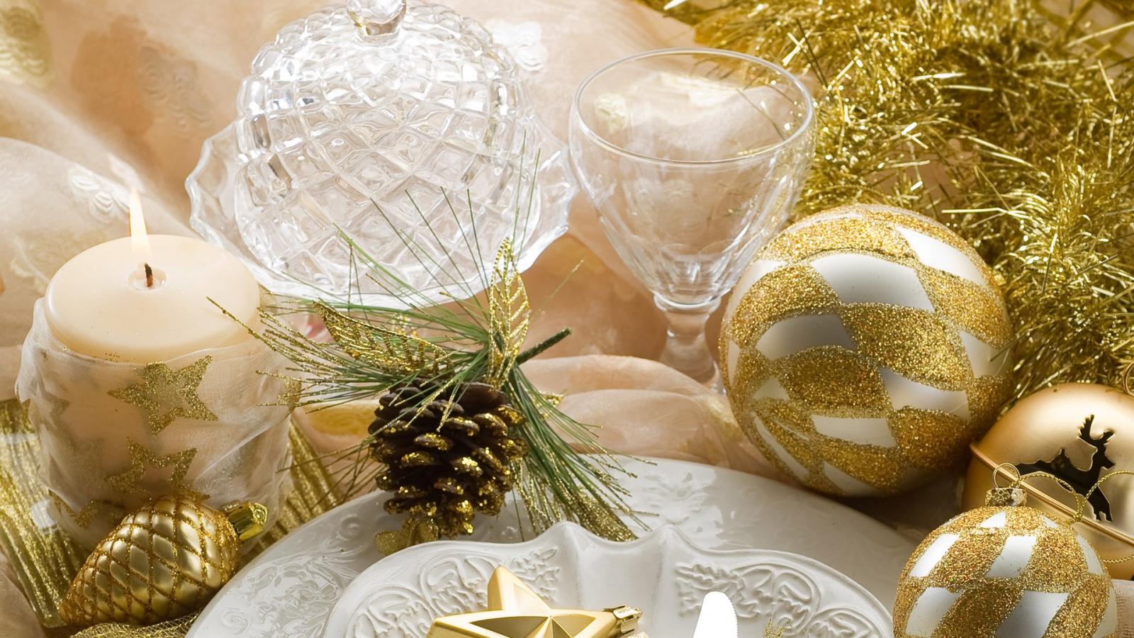 Decoración para navidad - 1600x900