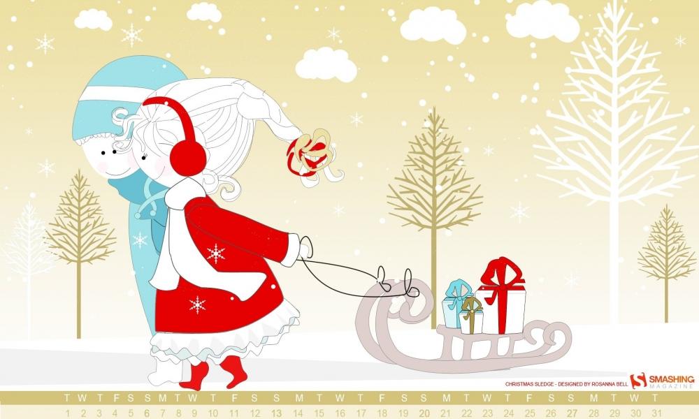 Dibujos navidad para niños - 1000x600