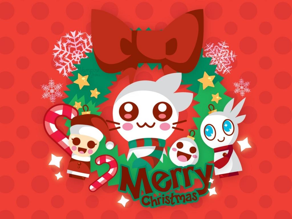 Dibujos para navidad - 1024x768