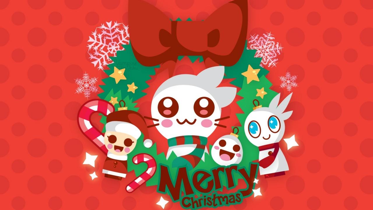 Dibujos para navidad - 1280x720