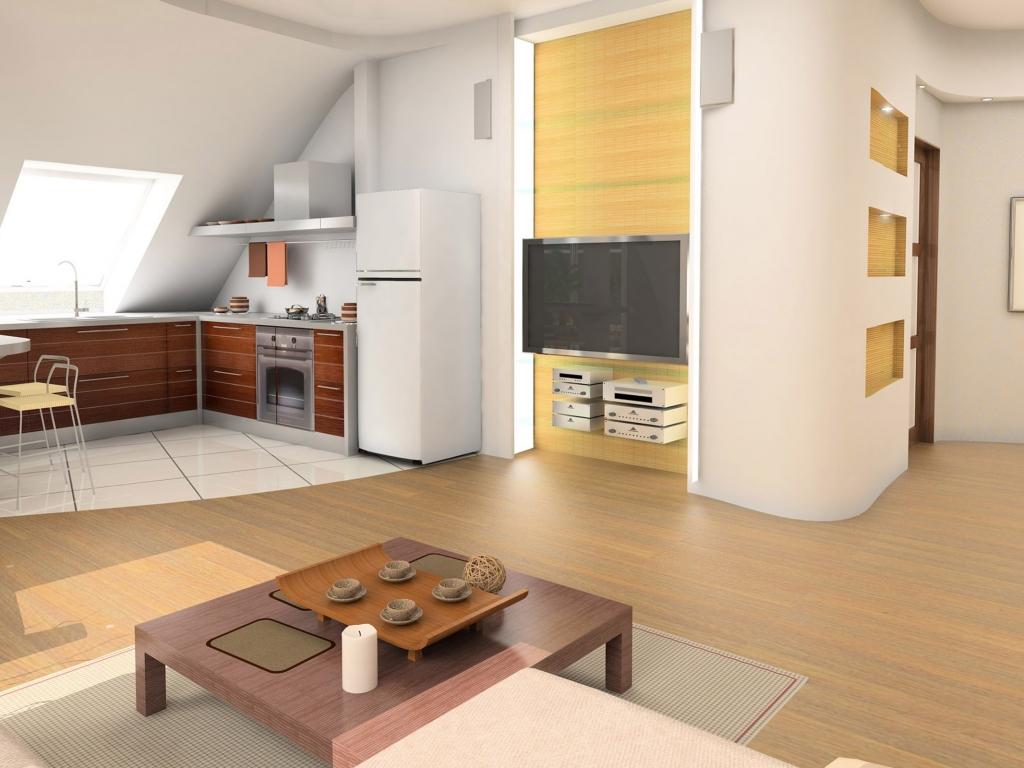 Diseño de una cocina - 1024x768