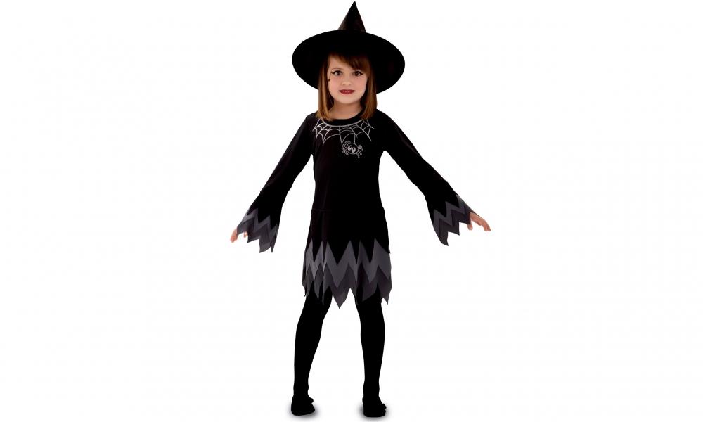 Disfraz de niña bruja - 1000x600