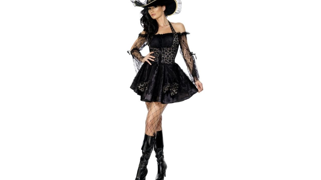 Disfraz de pirata elegante - 1280x720