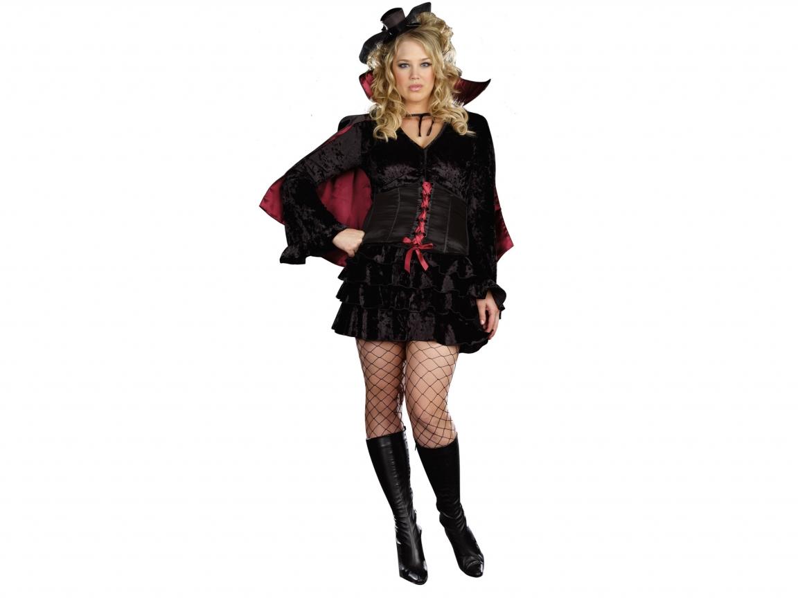 Disfraz de rubia vampira - 1152x864