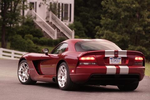 Dodge Viper SRT10 - 480x320
