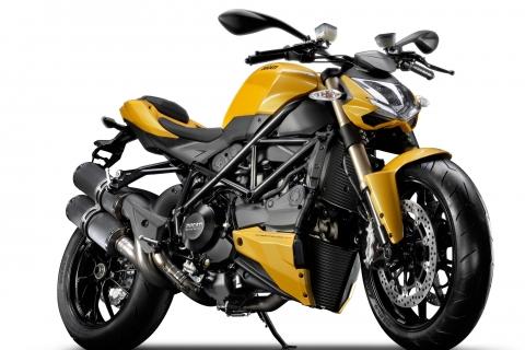 Ducati Streetfighter 848 - 480x320
