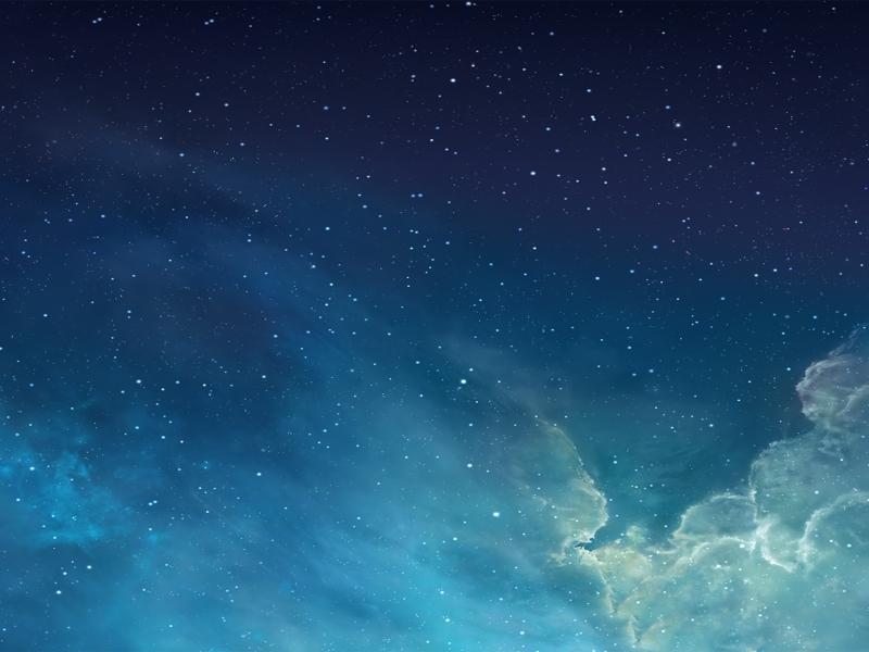 El cielo y las estrellas - 800x600