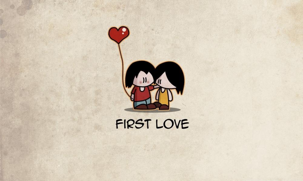 El primer amor - 1000x600