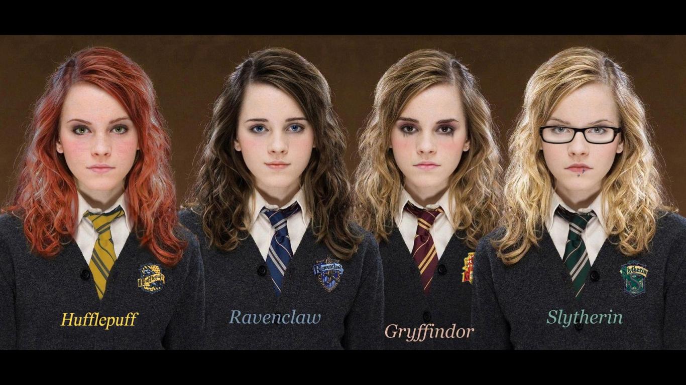 Emma Watson en Harry Potter - 1366x768