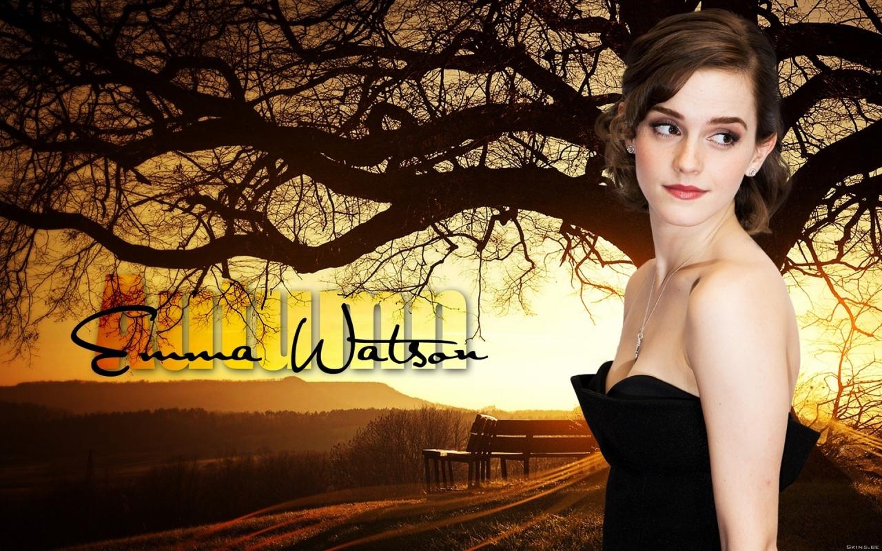 Emma Watson fotos - 1280x800