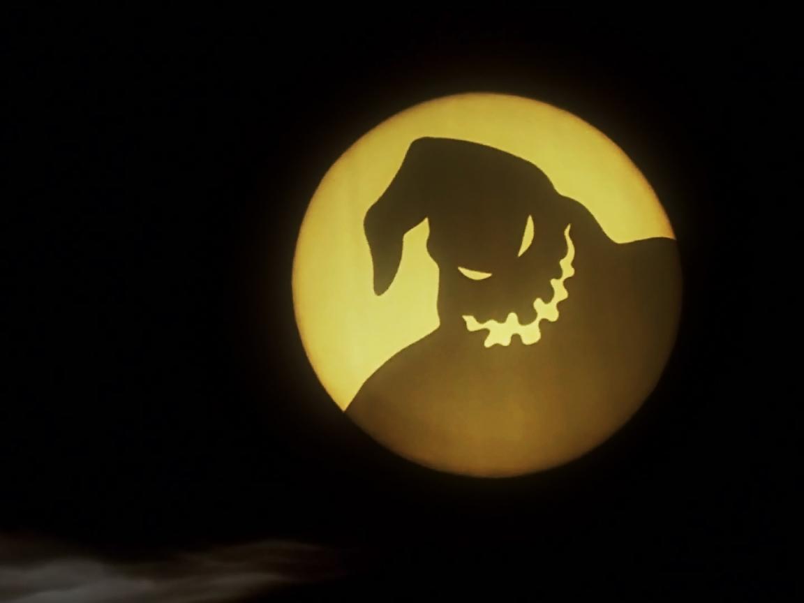 Fantasmas en halloween - 1152x864