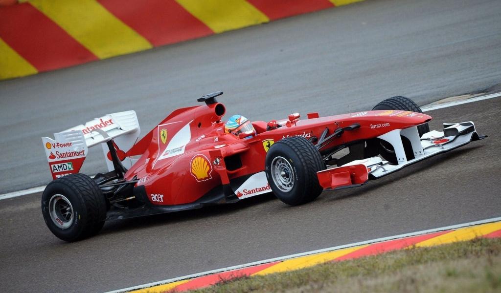 Ferrari en formula 1 - 1024x600