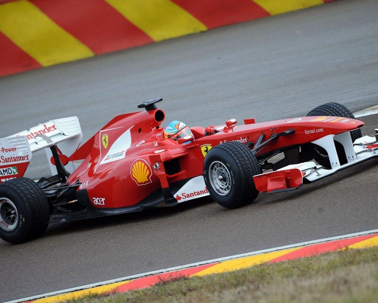 Ferrari en formula 1 - 1280x1024