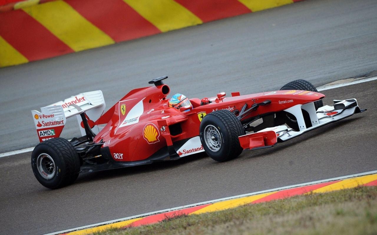 Ferrari en formula 1 - 1280x800