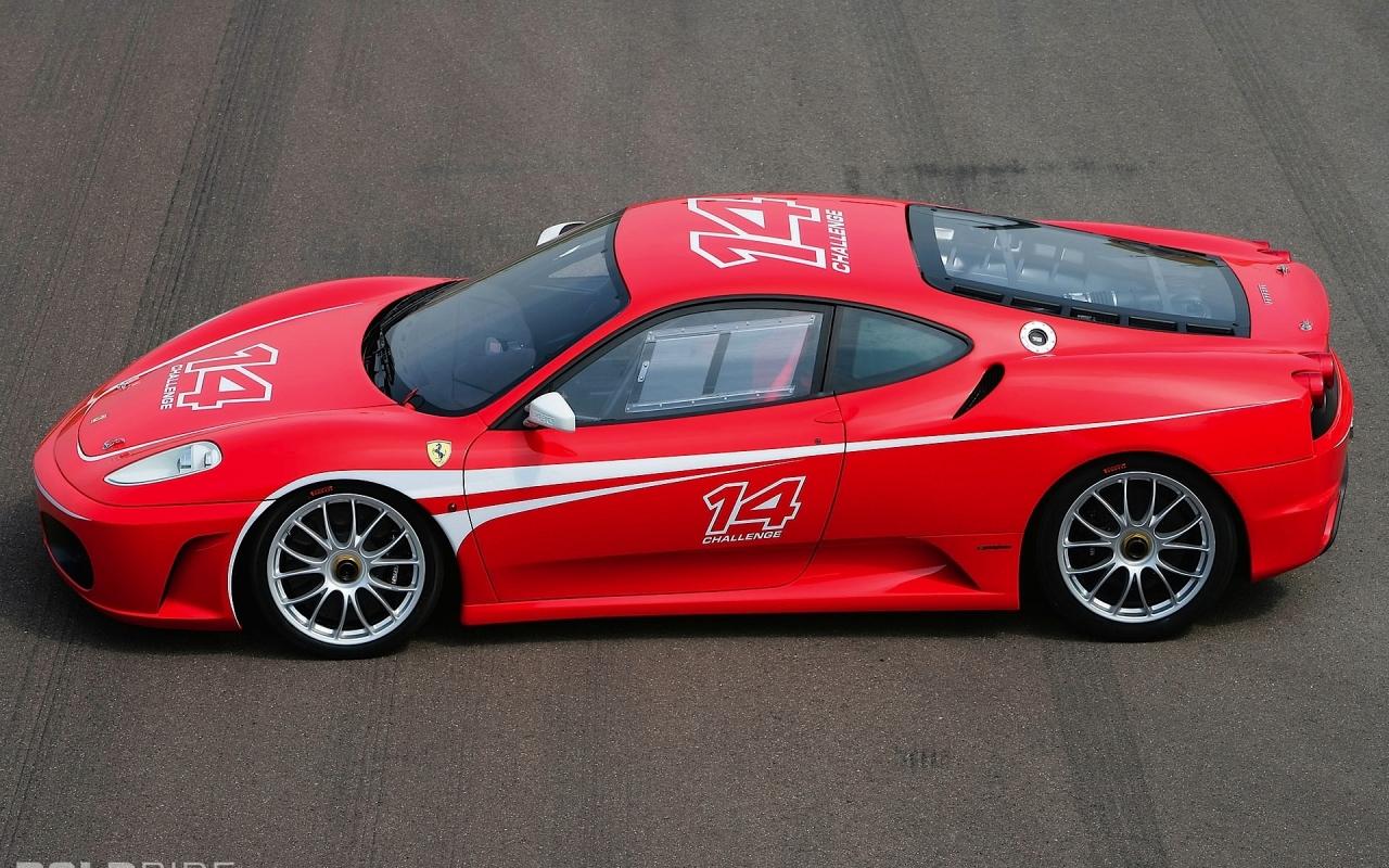 Ferrari F430 Challenge - 1280x800