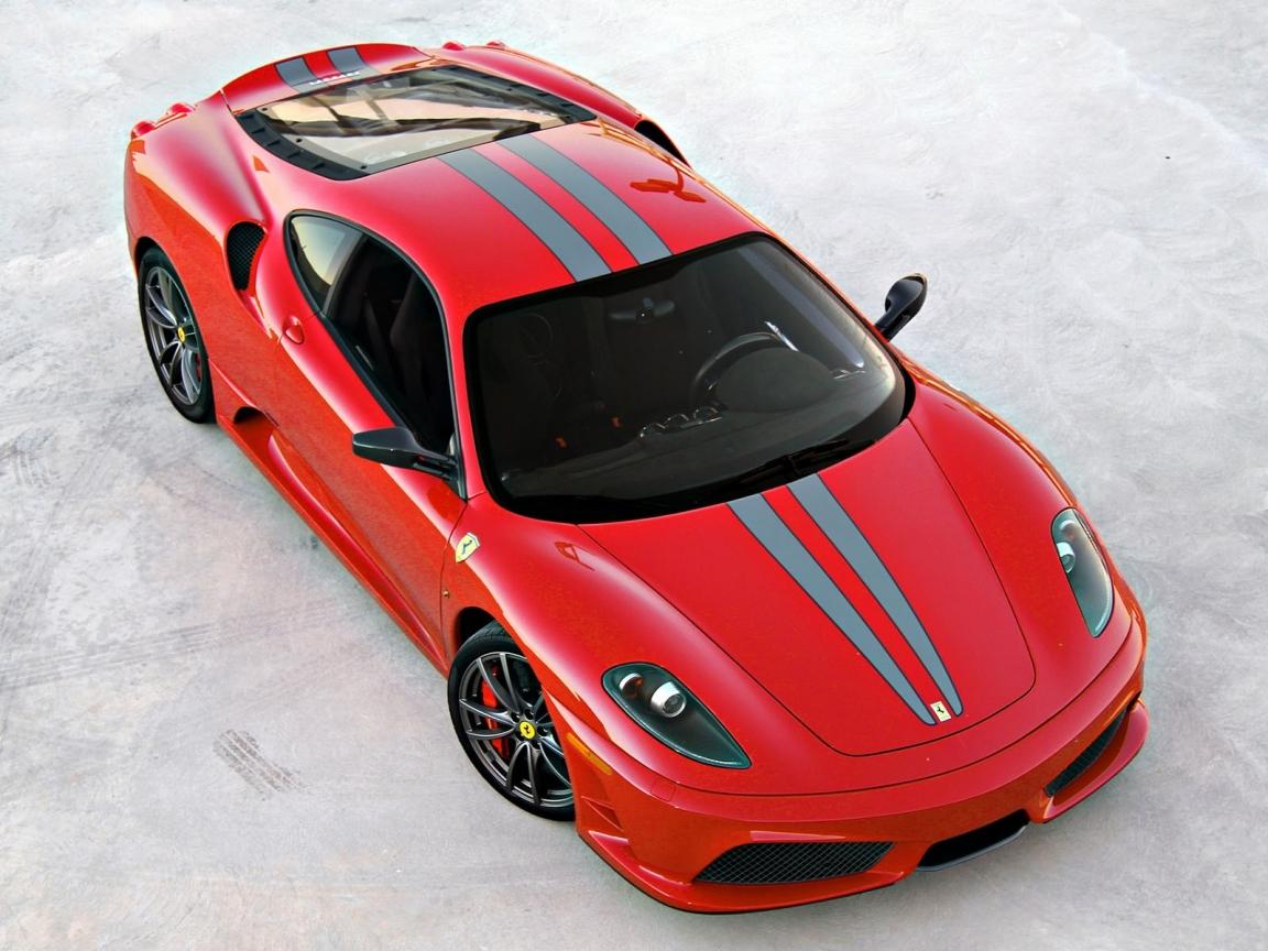 Ferrari Rojo - 1152x864
