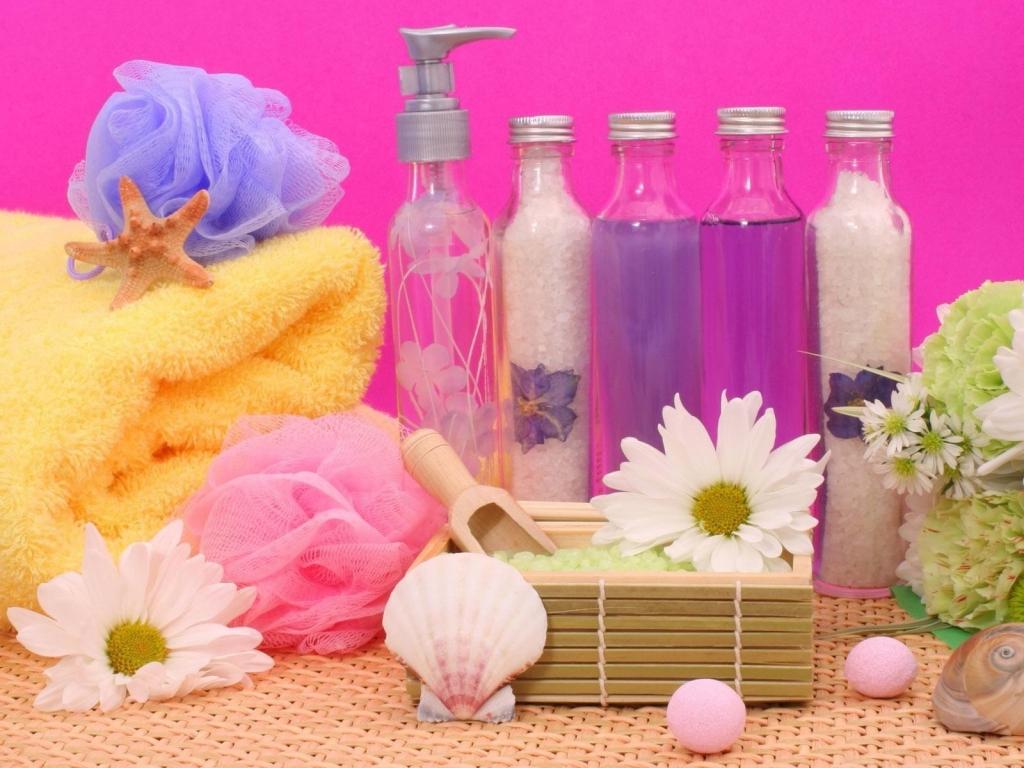 Flores y aromas - 1024x768