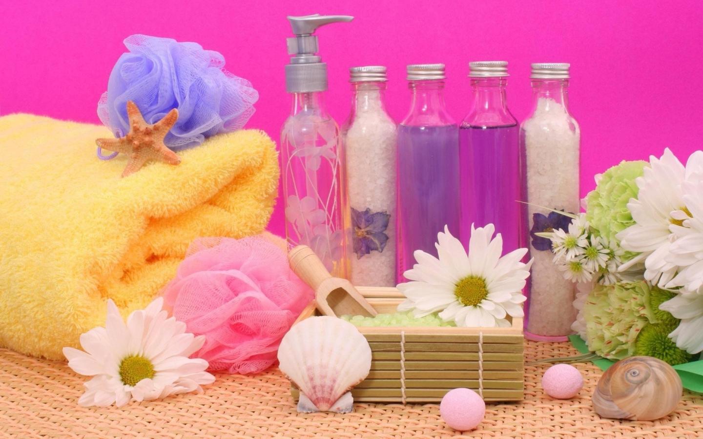 Flores y aromas - 1440x900