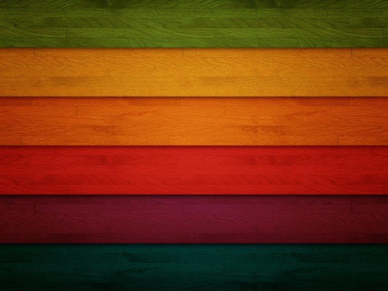 Franjas de colors - 800x600
